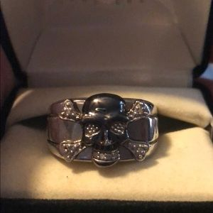 Other - Kay Jewelers skull ring